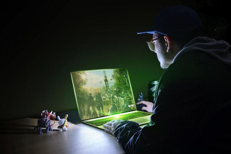 Глава Nvidia заявил, что компания только недавно создала настоящие игровые ноутбуки