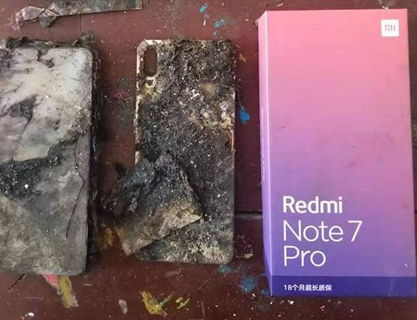 Xiaomi снова отожгла. Redmi Note 7 Pro самоуничтожился через 3 месяца после покупки