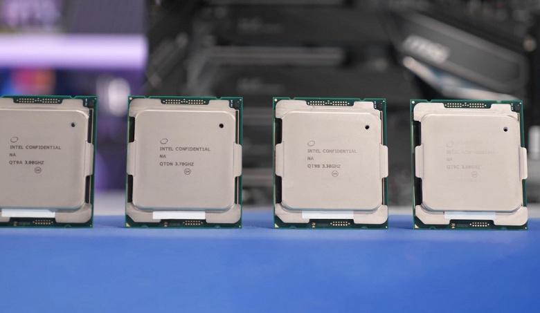 Новые процессоры Intel Core X не справляются с CPU AMD даже с новыми низкими ценами