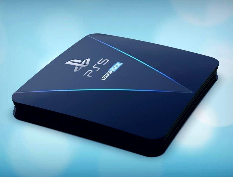 Первое парное фото работающих Sony PlayStation 5 с новым геймпадом в хорошем качестве