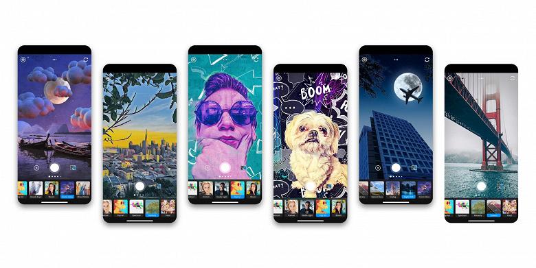 Камера с Photoshop для Android-смартфонов доступна всем желающим