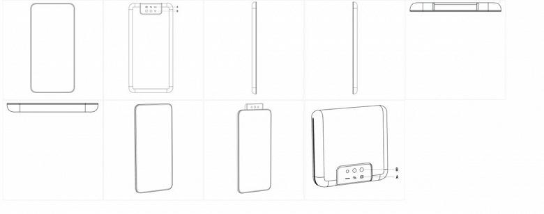 У Xiaomi есть уникальный сгибающийся смартфон с камерой-перевертышем