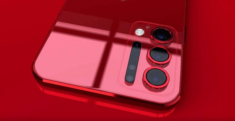 iPhone 12 Pro с шестимодульной камерой