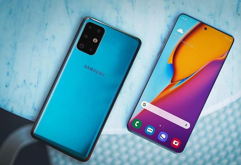 Samsung Galaxy S11 в полный рост удивил толстым «подбородком»