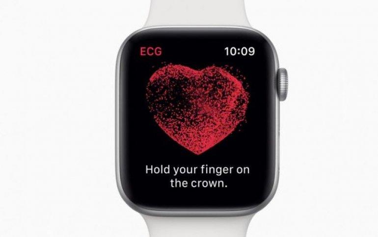 Нью-Йоркский кардиолог обвинил Apple в нарушении патента