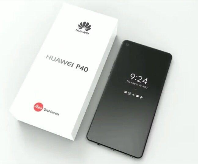 Раскрыты все секреты Huawei P40. Флагманский камерофон обещает революцию в аккумуляторах