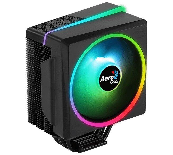 Система охлаждения AeroCool Intros Cylon 4F подходит для процессоров с TDP до 145 Вт