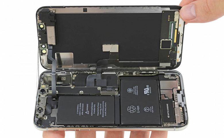 Пользователи iPhone X начали жаловаться на сокращение времени работы батареи