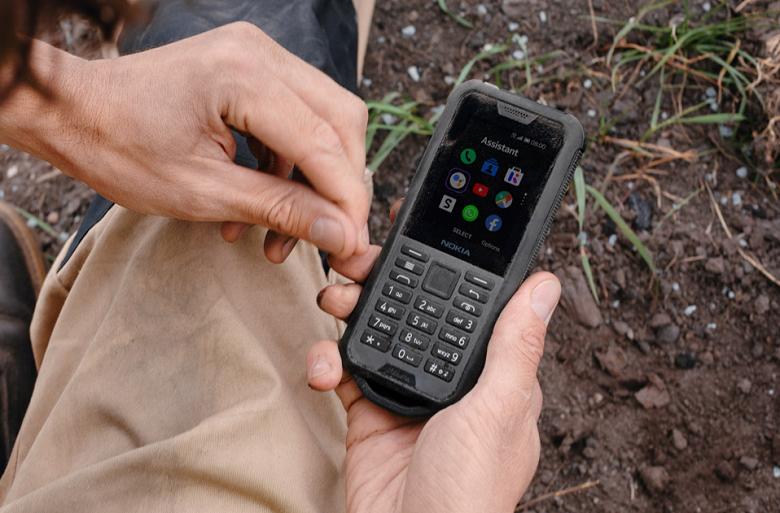 Неубиваемый Nokia 800 Tough появился в России