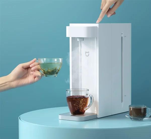 Xiaomi выпустила диспенсер-нагреватель воды всего за 28 долларов