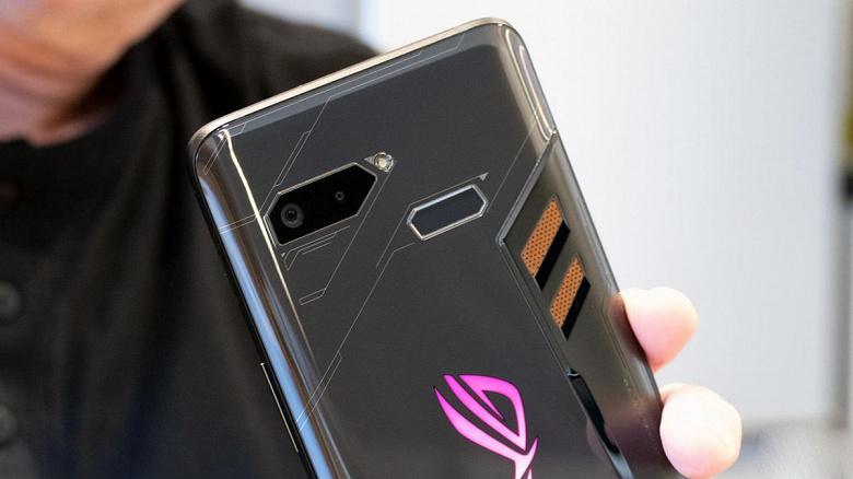 Asus ROG Phone 2 Strix и Ultimate появились в Европе