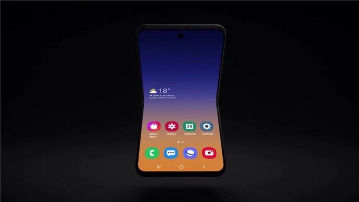 Смартфон-раскладушка Samsung с гибким экраном окажется в 2,5 раза дешевле Galaxy Fold