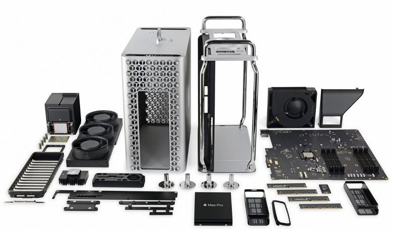 Новый Mac Pro — самый ремонтопригодный продукт Apple за всю историю