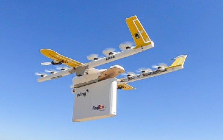 В Великобритании сделают обязательным ПО для предотвращения аварий с участием дронов, доставляющих посылки