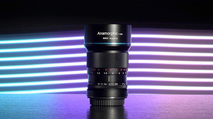 На выпуск анаморфотного объектива SIRUI 50mm F1.8 формата APS-C уже собрано почти полмиллиона долларов