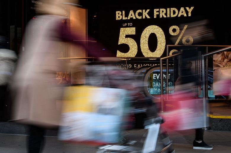 «Черная пятница» этого года стала рекордной