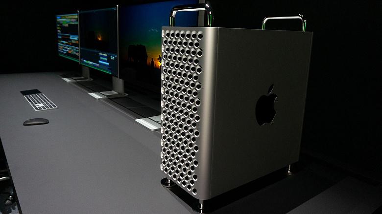 Apple не осилила сборку нового Mac Pro только в США