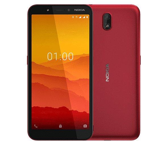 Представлен смартфон Nokia дешевле 4 тысяч рублей