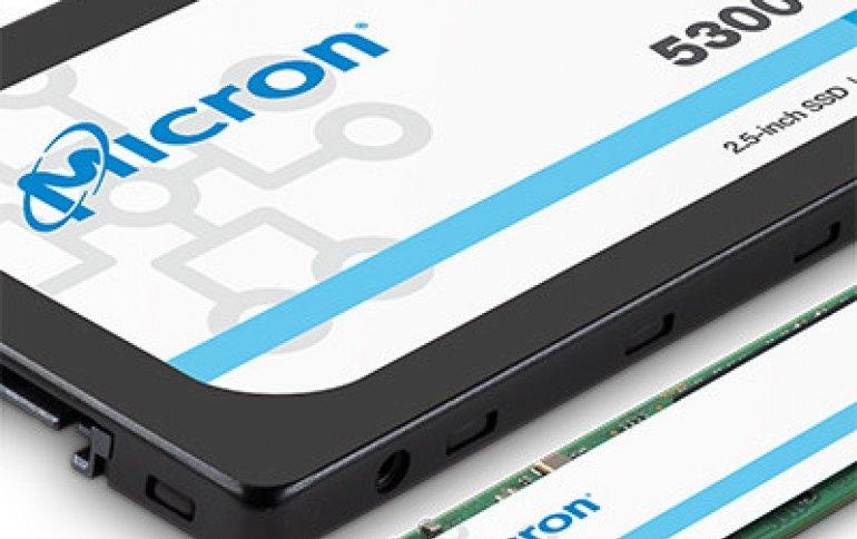 Micron — одна из американских компаний, которой разрешили поставлять продукцию Huawei