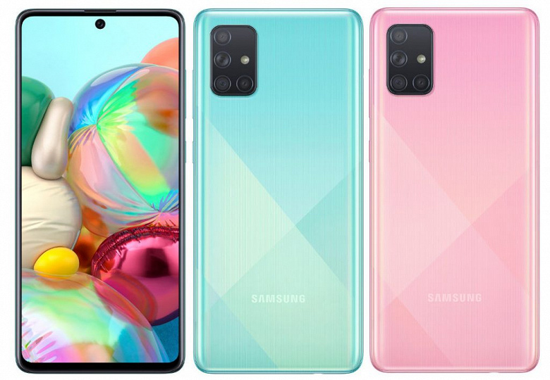 Samsung представила большой, тонкий и лёгкий смартфон на мощной платформе Qualcomm