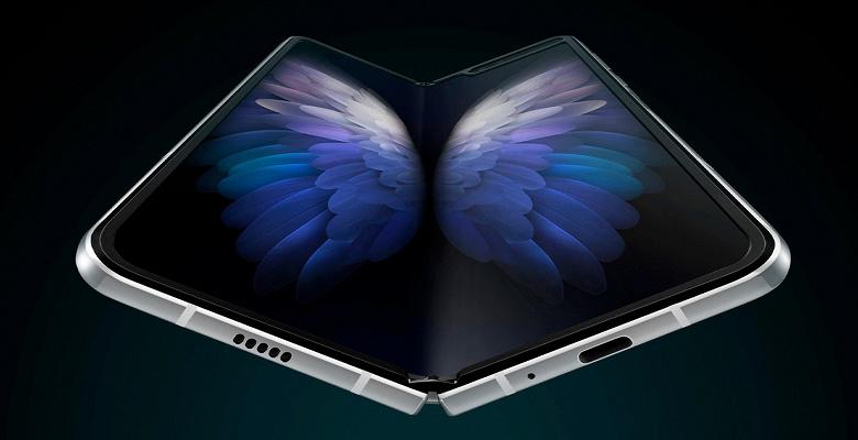 Более 4200 долларов за смартфон Samsung. Стартовали продажи Samsung W20