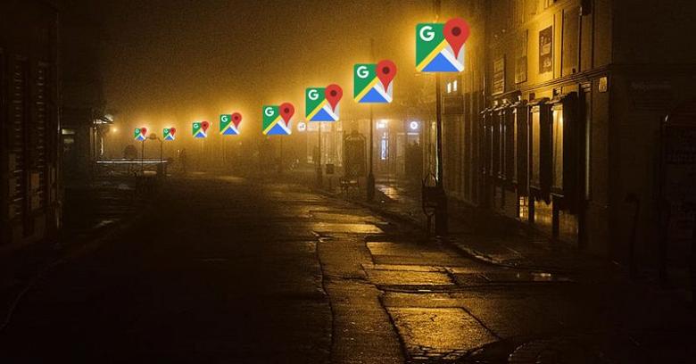 Google исполнит мечту любителей ночных прогулок и поездок