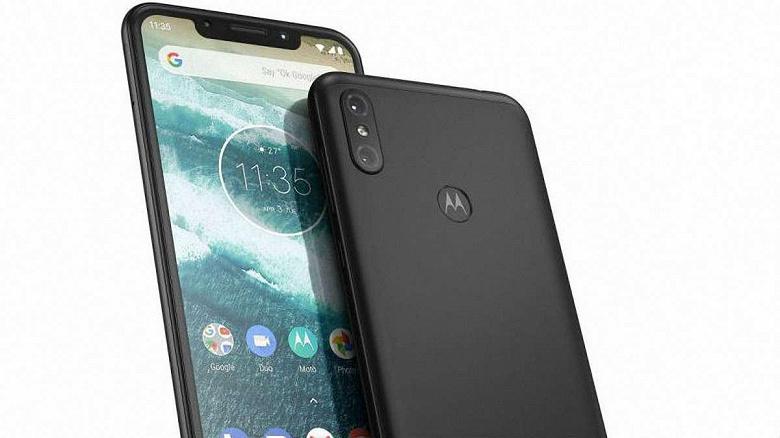 Motorola One Power получил финальную версию Android 10