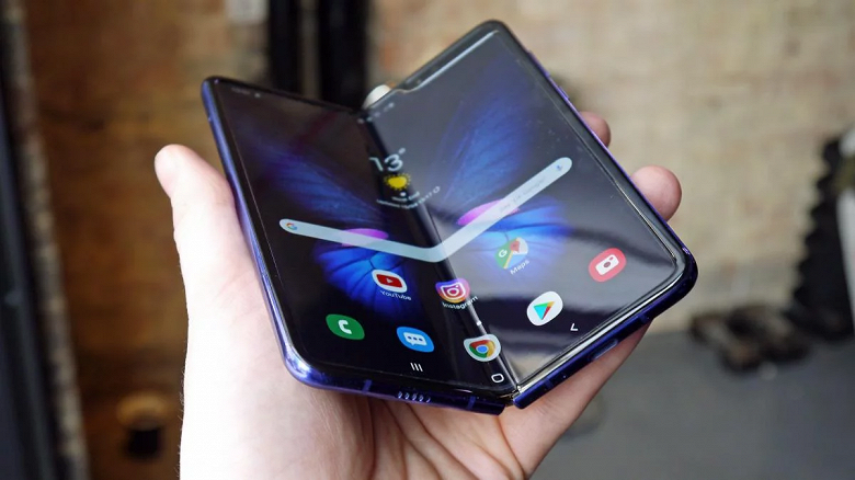 Samsung Galaxy Fold уже установил рекорд по продажам