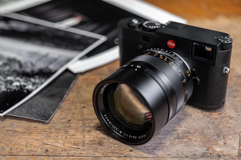 Объектив Leica Summilux-M 90mm F1.5 оценен в 12 995 долларов