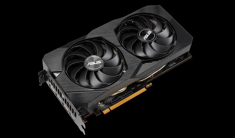 Asus решила, что 4 ГБ — это мало для видеокарты. Компания представила пару адаптеров Radeon RX 5500 XT