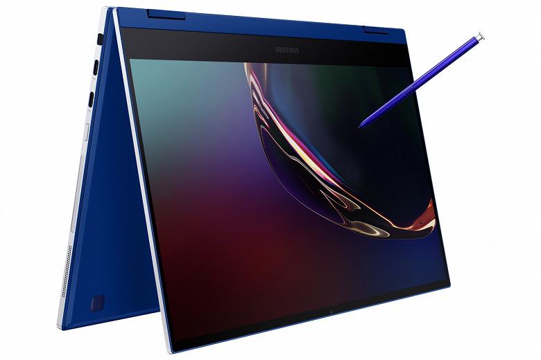 Первые в мире ноутбуки с экранами QLED поступают в продажу