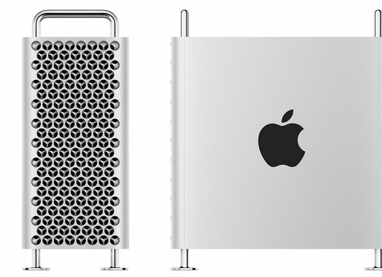 Apple Mac Pro стал ещё дороже. Теперь доступна версия с максимальным SSD