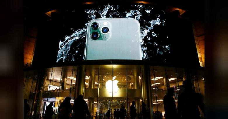 Apple открывает все свои фирменные магазины в Китае