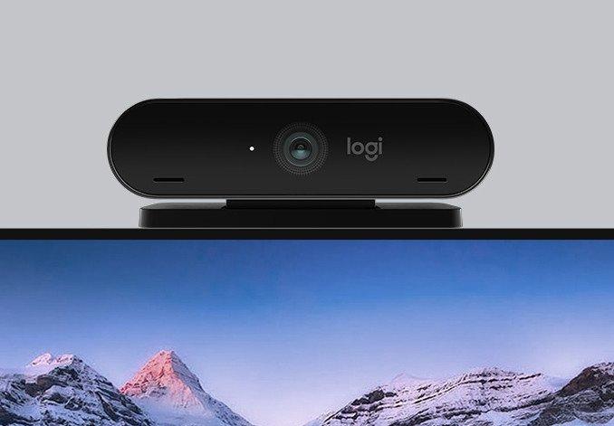 Веб-камера Logitech 4K Pro Magnetic Webcam разработана специально для монитора Apple Pro Display XDR