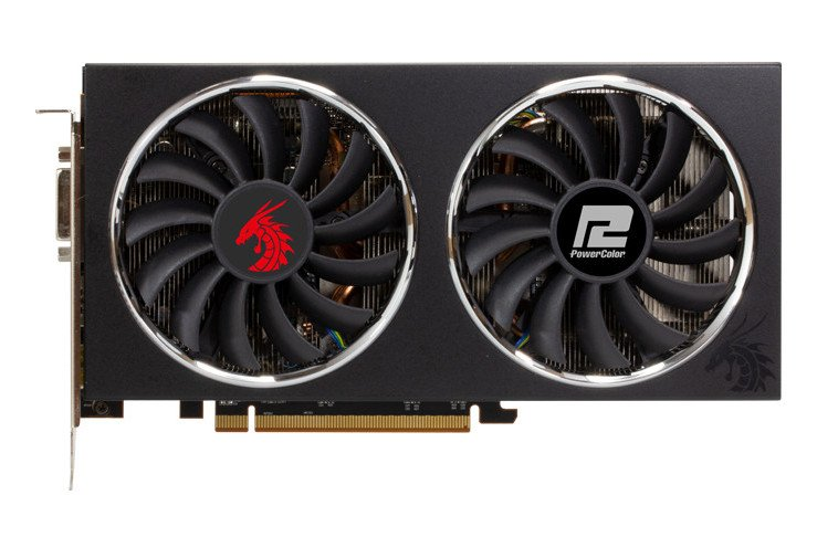 Серия PowerColor Radeon RX 5500 XT Red Dragon включает две 3D-карты