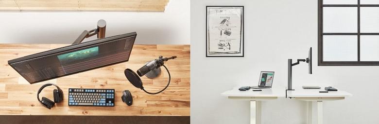 Подставка нового монитора LG круче, чем Apple Pro Stand за 1000 долларов