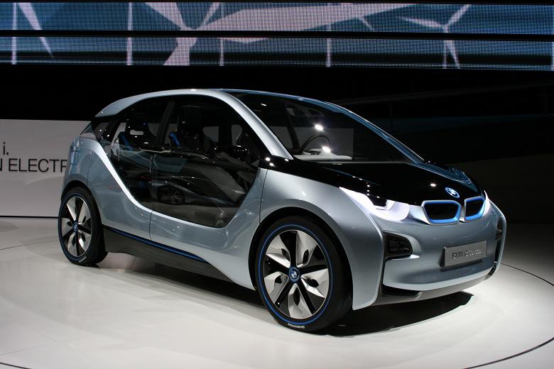 BMW продала полмиллиона электрифицированных автомобилей