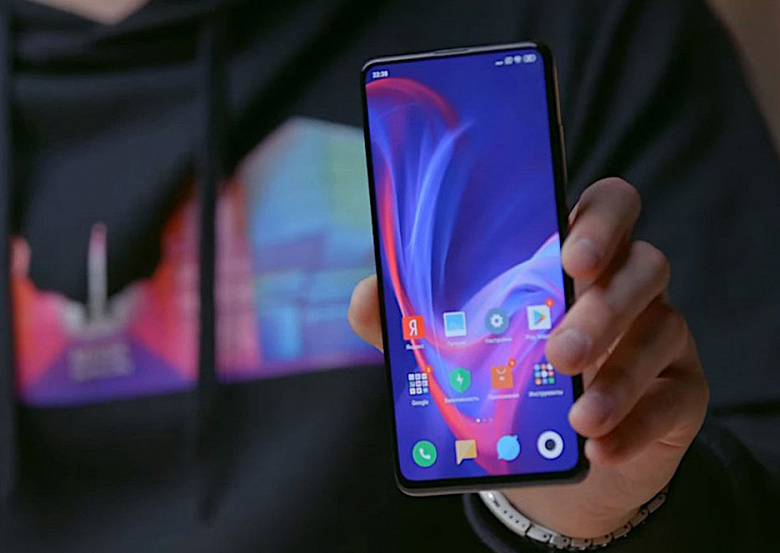 Xiaomi Mi 10 скопирует дизайнерскую особенность Samsung Galaxy S10