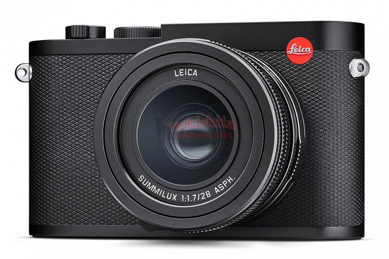 Названа цена и срок начала продаж полнокадровой компактной камеры Leica Q2