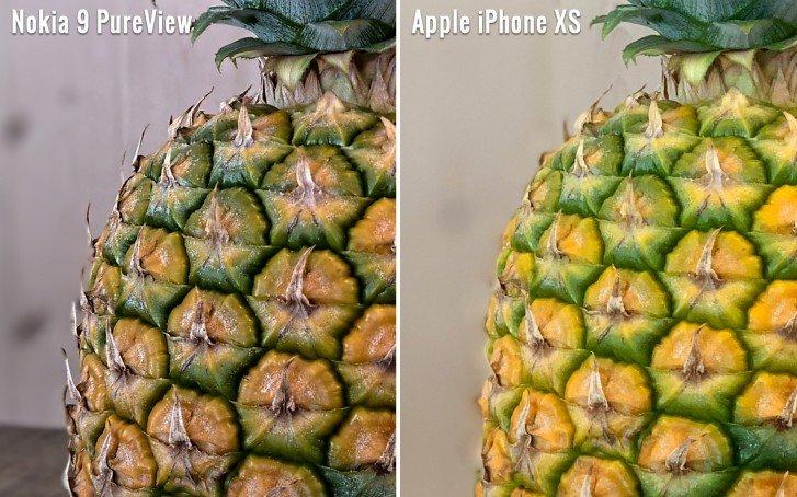 Фотобатл: пентакамерный смартфон Nokia 9 PureView против iPhone XS Max в портретном режиме