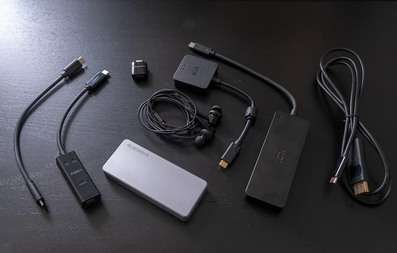 К порту USB-C на видеокартах Nvidia Turing, как оказалось, можно подключить мышку, наушники и даже смартфон