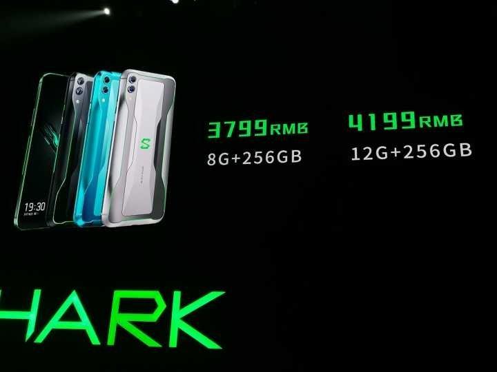 Представлен геймерский смартфон Black Shark 2 — с экраном Samsung AMOLED частотой 240 Гц, SoC Snapdragon 855 и 12 ГБ ОЗУ