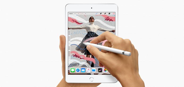 Представлены новые планшеты Apple iPad mini и iPad Air