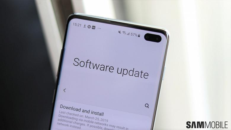 Не только безопасность. Мартовское обновление Samsung Galaxy S10 улучшает беспроводную зарядку других устройств