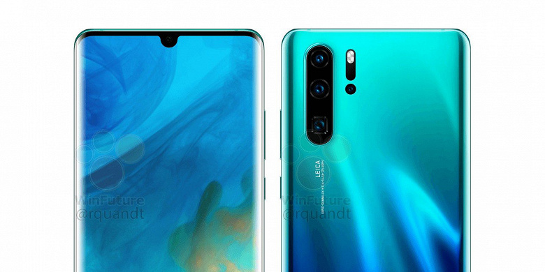 Галерея дня: официальные рекламные изображения показывают камерофоны Huawei P30 и Huawei P30 Pro с новых ракурсов