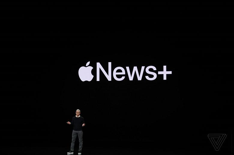 $10 вместо $8000: представлен платный новостной сервис Apple News+