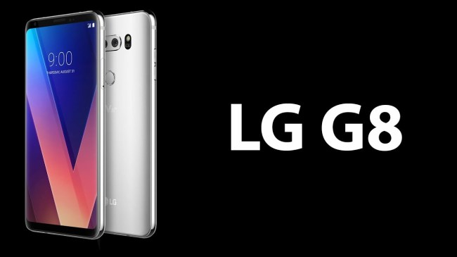 Объявлены дата выхода и цена LG G8 ThinQ