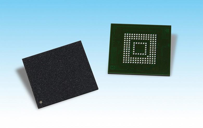 У Toshiba Memory готовы встраиваемые накопители для автомобильной электроники, соответствующие спецификации JEDEC UFS 2.1
