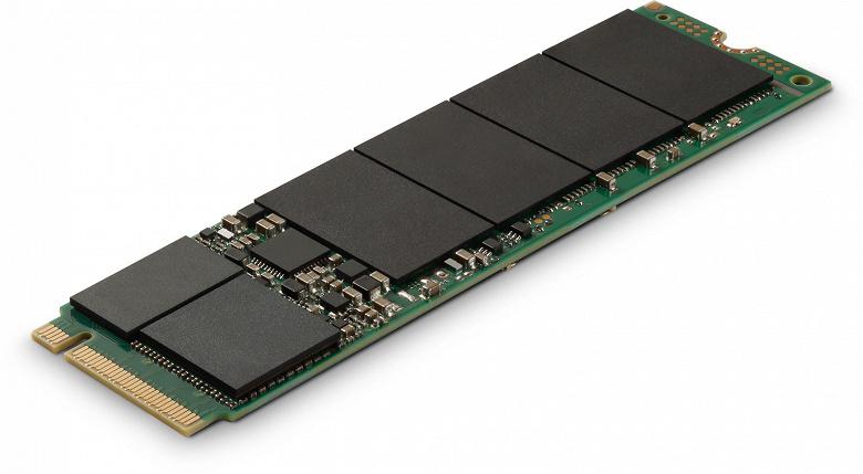 Все свое. Micron использует в SSD 2200 собственную флеш-память, контроллер и встроенное ПО