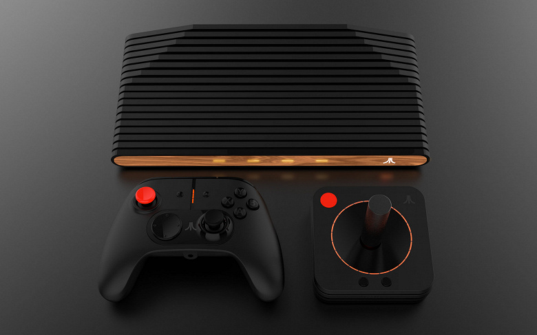 Консоль Atari VCS еще не вышла, но уже получила новый процессор